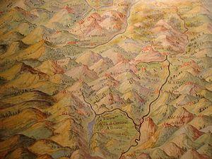Duchy of Sora - Map of the Duchy of Sora.