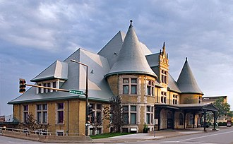 Lake Superior Railroad Museum - The museum is housed at the Duluth Depot