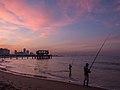Durban beach front, KwaZulu Natal, South Africa (20325104998).jpg