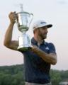 Dustin Johnson 2016 US Open Winner Golfer.png