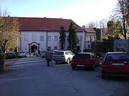 Oršić Castle in Gornja Stubica