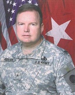 E. Eric Porter (US Army Brigadier General)