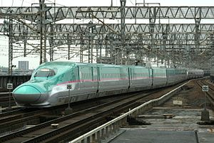 High-speed rail in Indonesia - Shinkansen E5 series proposed by Japan