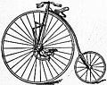 "EB1911 - Cycling - Fig. 8.—Singers' ""'Xtraordinary,"" 1879.jpg"