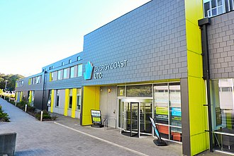 Energy Coast UTC - The Energy Coast UTC building in Lillyhall, Workington