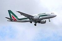 EI-IMT - A319 - Alitalia