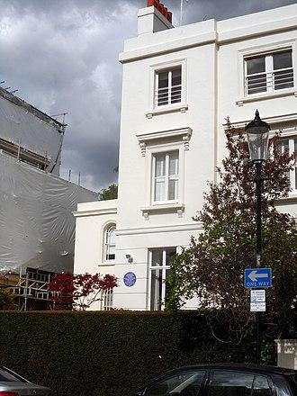 Mark Arnold-Forster - M. Arnold-Forster's later life home in Notting Hill was the former home of Emmeline Pankhurst and fellow women's suffragist Christabel Pankhurst