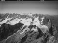 ETH-BIB-Rosenlauigletscher, Dossen, Wetterhorn, Jungfrau, Walliseralpen v. O. aus 4300 m-Inlandflüge-LBS MH01-008031.tif