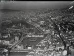 ETH-BIB-Zürich, Limmat, Hauptbahnhof, Central, Landesmuseum, Walchebauten-Inlandflüge-LBS MH01-008170.tif