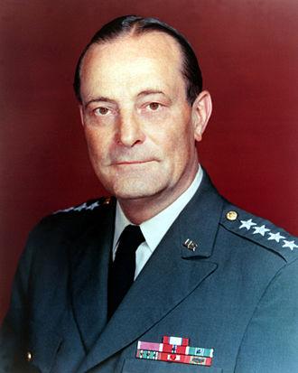 "Earle Wheeler - General Earle Gilmore ""Bus"" Wheeler, United States Army"