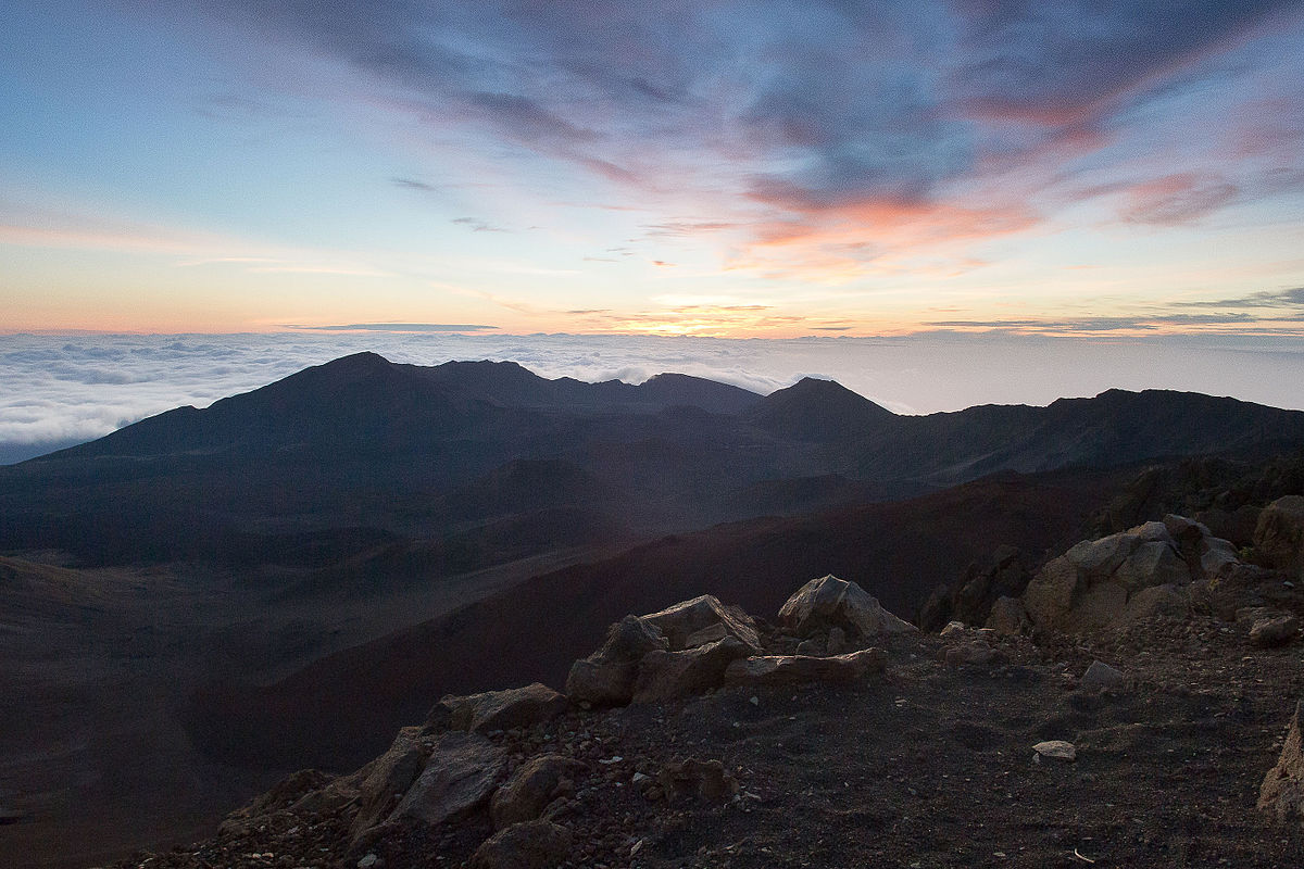 Is The Haleakala Sunrise Tour A Hike