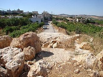 Palestinian freedom of movement - Earthmound
