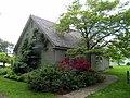 East Corner, Huntley-Brown House, Florence Griswold Museum, Lyme, CT.JPG