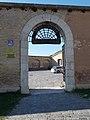 East gate, Bastión VI., Vaah Line, Komárno Fortress.jpg