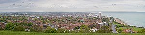 Eastbourne Panorama, England - May 2009.jpg