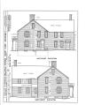 Ebenezer Smith House, 20 Main Street, Durham, Strafford County, NH HABS NH,9-DUR,4- (sheet 5 of 38).png