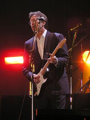 Tsunami Relief Cardiff - Eric Clapton