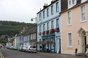 Kirkcudbright - Image: Ecosse 2009235