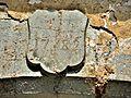 Ecusson sur le linteau du porche de l'ancien château.jpg