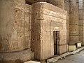 Edfu Tempel Bibliothek 02.JPG