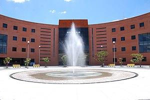 Universidad de Guanajuato - Campus DCEA, Guanajuato.
