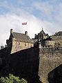 Edinburgh Castle and Union Jack (3639603568).jpg