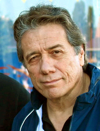 American actor Edward James Olmos.
