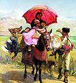Edwin Long - De camino en Granada.jpg