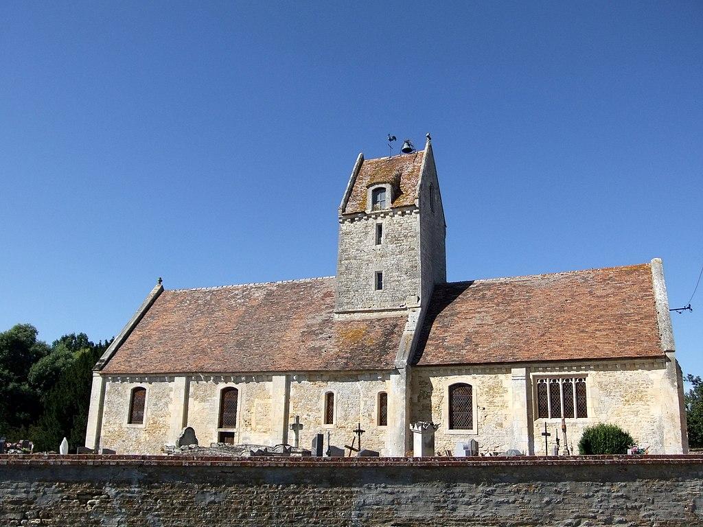 Eglise de Tassilly.JPG