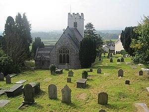 Bodfari - Image: Eglwys Sant Staffan Bodfari Sir Ddinbych St Stephen's Parish Church Bodfari, Denbighshire 05