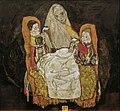 Egon Schiele - Mutter mit zwei Kindern III (Belvedere).jpg