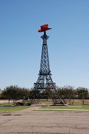 Eiffel Tower (Paris, Texas) - Eiffel Tower