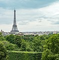 Eiffel Tower from the Grande roue des Tuileries, 11 July 2016 001.jpg