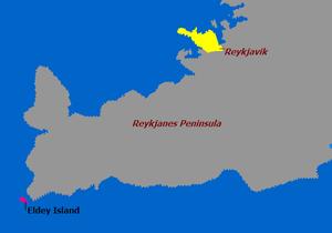 Eldey - Image: Eldey Island