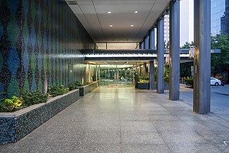 Electra Building - Building Entrance