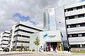 Elektronikcentrum i Halmstad på invigningsdagen, 11 september 2015.JPG