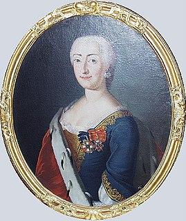 Eleonore Wilhelmine of Anhalt-Köthen German noblewoman