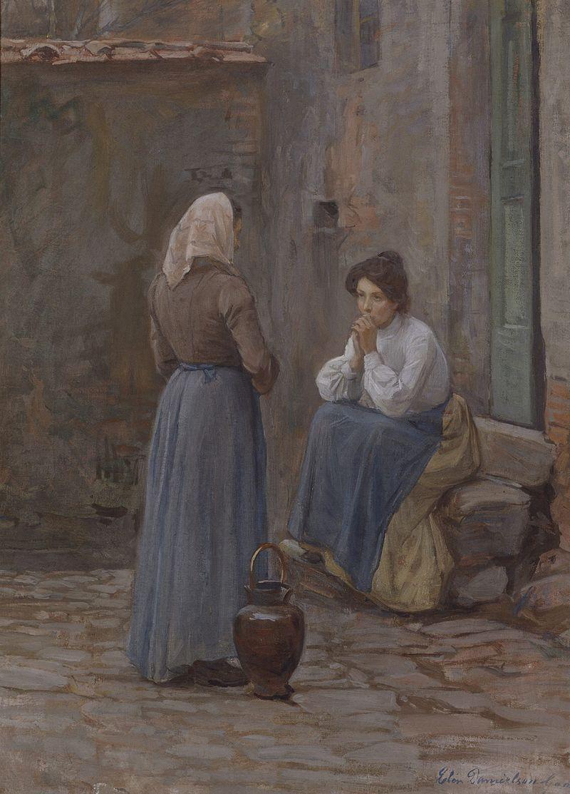 Elin Danielson-Gambogi - Two Women (1905).jpg