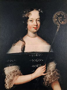 Princess Elisabeth Albertine of Anhalt-Dessau