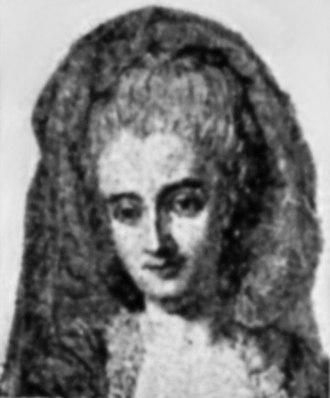 Elisabeth Lillström - Elisabeth Olin, the daughter of Elisabeth Lillström.
