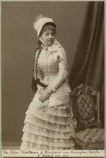 Ellen Hartman, rollporträtt - SMV - H3 191.tif