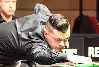 Elliot Slessor - Paul Hunter Classic 2014