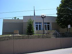 Elliott County, Kentucky courthouse.jpg