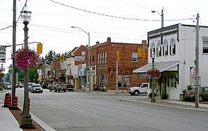 Springwater, Ontario - Elmvale