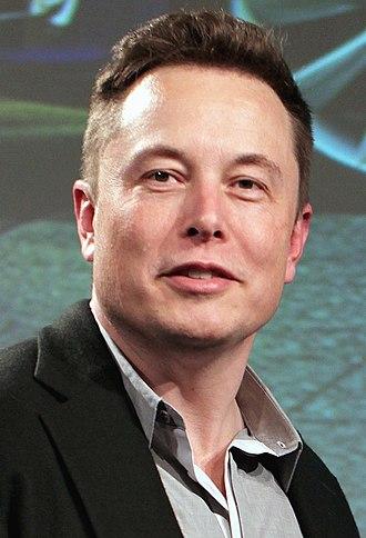 Elon Musk - Musk in 2015