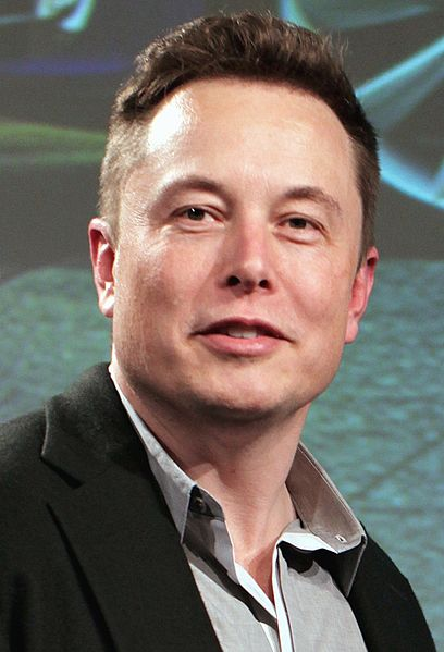 Elon Musk - the cool, cute, friendly, fun,  scientist  with South-African roots in 2019