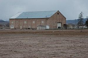 National Register of Historic Places listings in Sevier County, Utah - Image: Elsinore Utah Sugar Factory