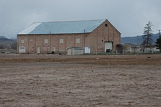 Utah-Idaho Sugar Company - Remnants of the Elsinore plant