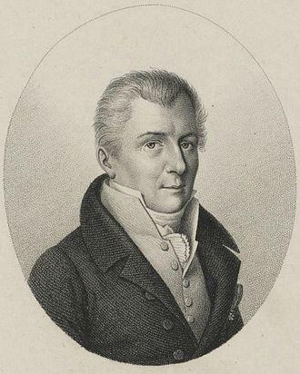 Emmerich Joseph de Dalberg - 1815 portrait
