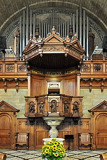 Kirche Enge – Wikipedia
